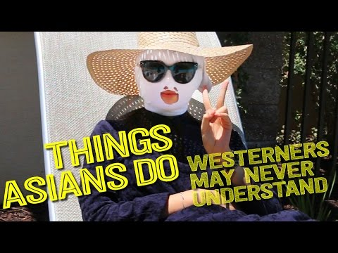 10 Things Asians ALWAYS Do That Westerners May NEVER Understand