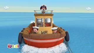 Niloya- Karadeniz'de Bir Gemi  çocuk şarkısı