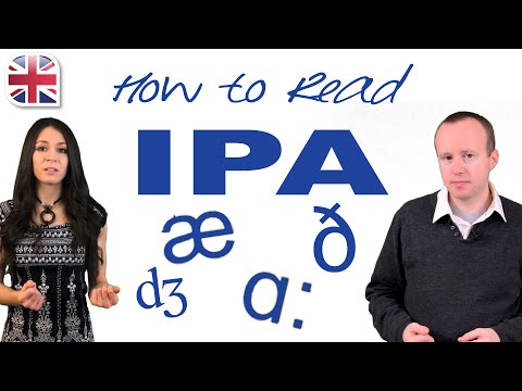 How to Read IPA - Learn How Using IPA Can Improve Your Pronunciation