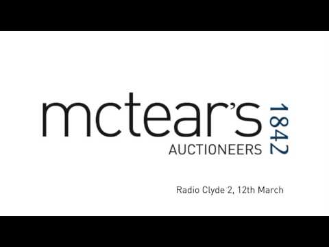 McTear's on Radio Clyde 2, 12th March