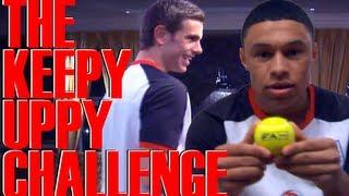 Henderson v Chamberlain keepy uppy | FATV Challenge