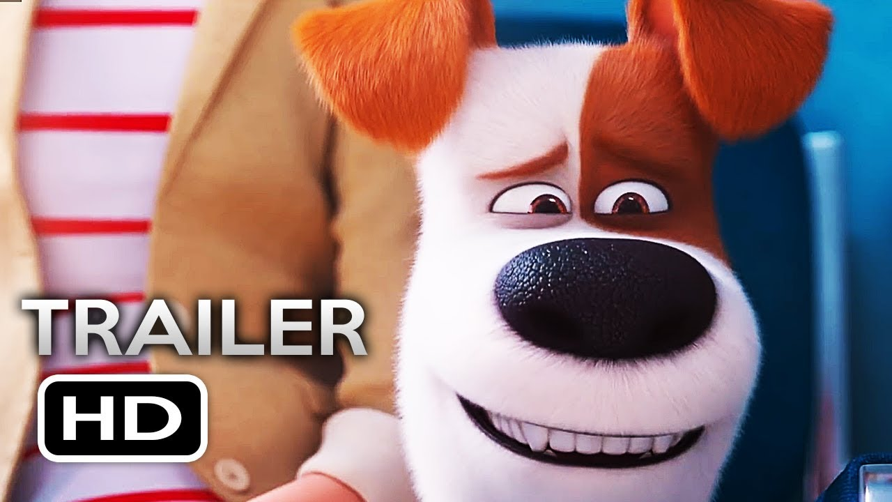 Download THE SECRET LIFE OF PETS 2 Official Trailer (2019) Animated Movie HD