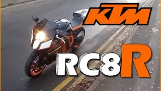 KTM RC8 R 1190R - Review - Old school at its best?