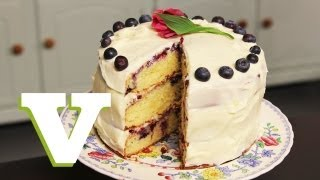 How To Make A Blueberry Layer Cake: Keep Calm And Bake - S01e8/8