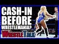 Did Carmella CASH-IN Before WWE WrestleMania 34?!   WWE Smackdown Live Apr. 3 2018 Review