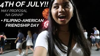 HAPPY BIRTHDAY AMERICA / FIL-AM EVENT