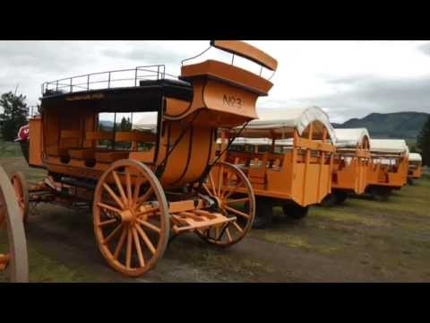 Two Minute Review: Cowboy Cookout at Yellowstone National Park