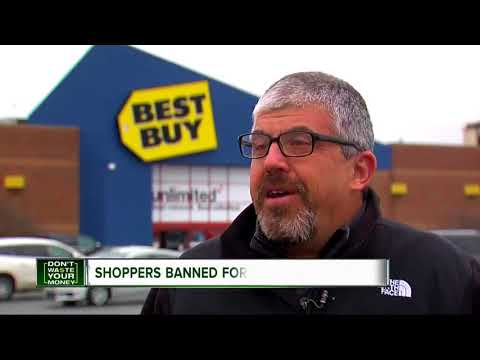 Shoppers Getting Banned For Too Many Returns