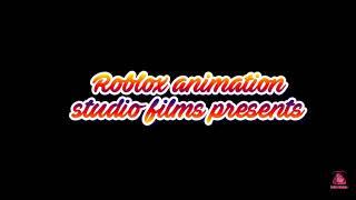 Roblox animation studios films new logo 2019 September too 2020 august