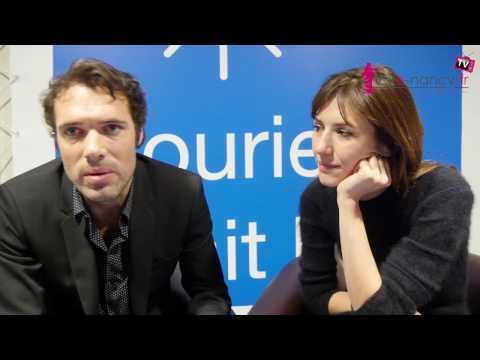 """Cinéma : Nos Questions à Nicolas Bedos Et Doria Tillier Pour """"Monsieur Et Madame Adelman"""""""