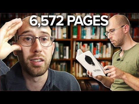 I Tried to Read 30 Books in 30 Days