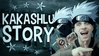Naruto [UNSG] - L'histoire de KAKASHLU :D ! - 1ère vidéo détente