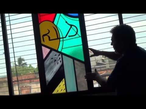"""Vea en nuestro especial multimedia: """"La magia de los vitrales"""""""