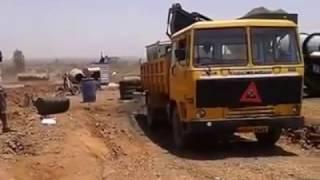 Mobile Asphalt Plant - 30 TPH in Afghanistan by Vinayak Construction Equipments