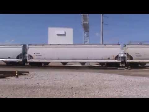 BNSF General Freight Tulsa, OK 9/18/16 vid 7 of 8
