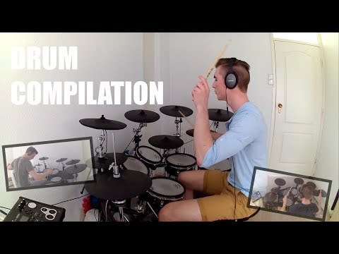 DRUM Compilation - Chris Jenkins