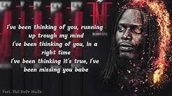 Fetty Wap - Thinkin Bout You (Lyrics)