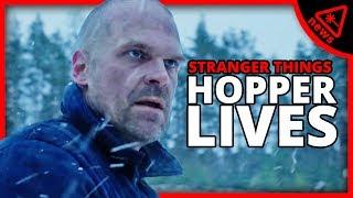 STRANGER THINGS 4: Hopper Reveal Breakdown (Nerdist News w/ Dan Casey)