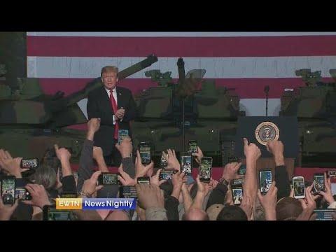 2020 candidates comment on Trump-McCain feud - ENN 2019-03-21