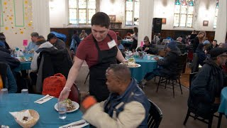 """Radical hospitality"" towards Philadelphia's homeless"