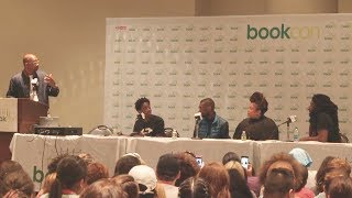 YA author panel: Social Justice Warriors – Redefining Youthful Rebellion | BookCon 2018