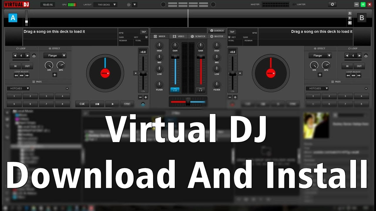 Virtual Dj 8 Drum Machine : how to free download install virtual dj 8 on window madan verma youtube ~ Russianpoet.info Haus und Dekorationen