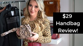 Mango Belt Bag Review | Hot Bag Alert | Christie Ferrari