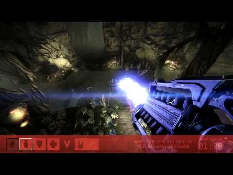 The latest Evolve trailer lets you control what you watch