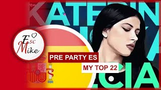 Download Video Eurovision 2019 PRE PARTY ES MADRID - MY TOP 22 MP3 3GP MP4