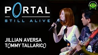 "Portal - ""Still Alive"" - Video Games Live (VGL) - Jillian Aversa & Tommy Tallarico"