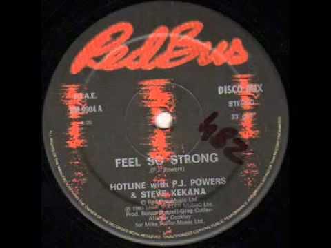Hotline With P.J. Powers & Steve Kekana - Feel So Strong.flv