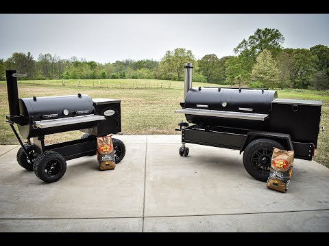 In Depth Look at the Outlaw BBQ Smokers