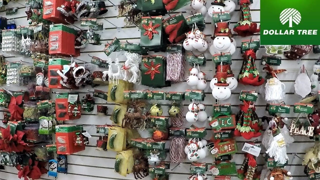 Dollar Tree Christmas Ornaments And Decorations Christmas Shopping