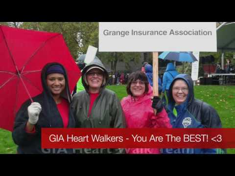 GIA Heart Walk 2016