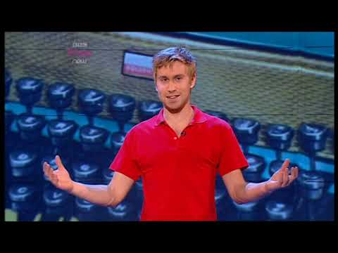 Russell Howard's Good News Extra 20101120 2220