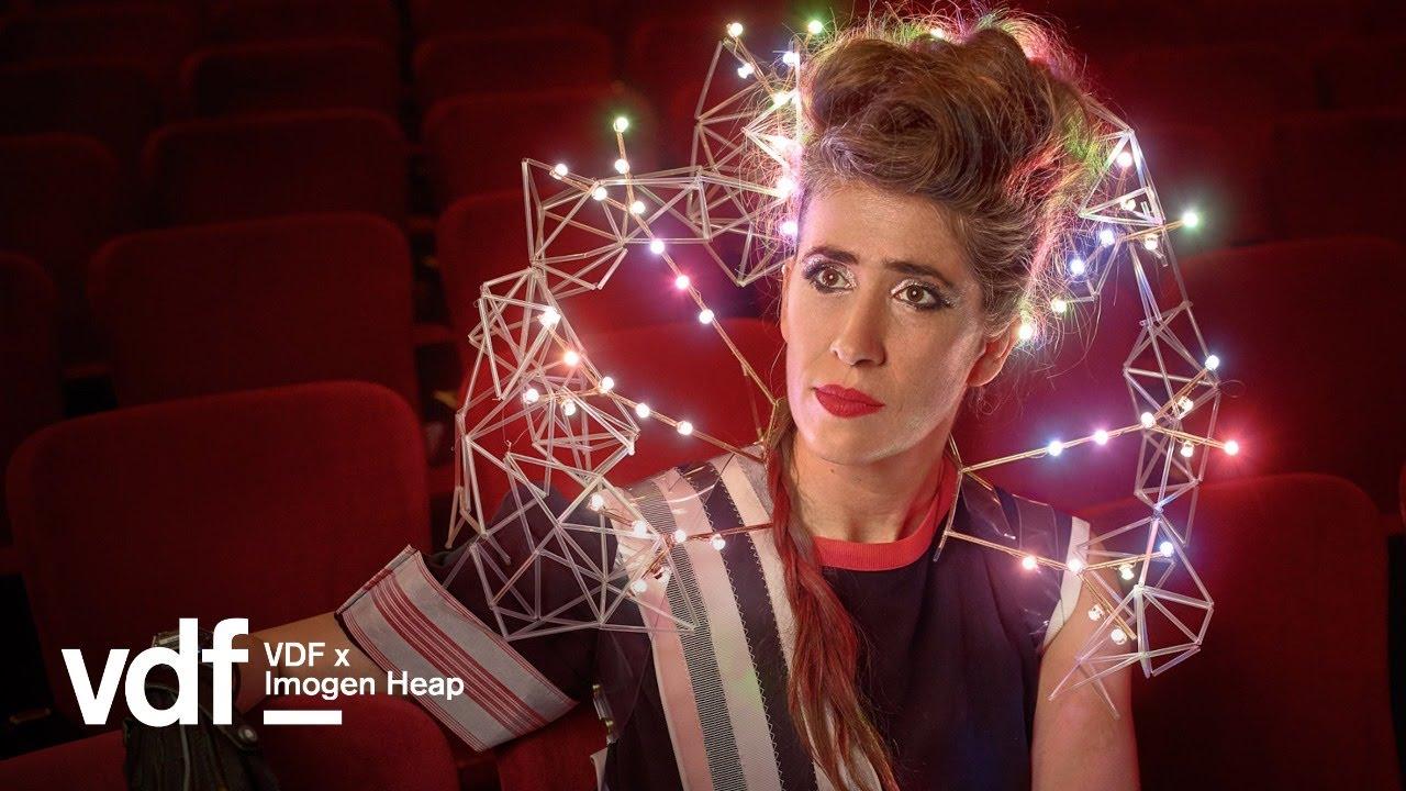 Imogen Heap live interview and music video screening | Virtual Design Festival | Dezeen