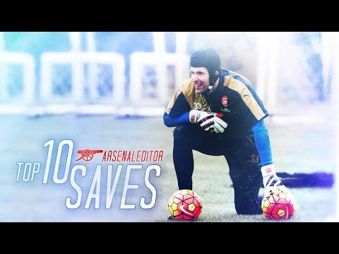 Petr Cech - Top 10 Saves 2015/16
