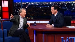 bill maher full interview part 1