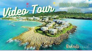 Hotel Grand Palladium - All Inclusive, Montego Bay Jamaica (Video Tour)