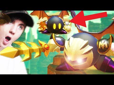 META KNIGHT UNMASKED! || Kirby Star Allies Part 5