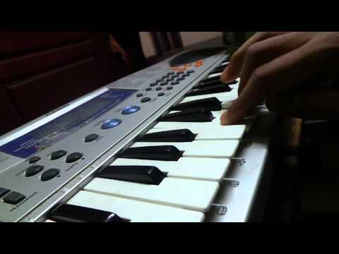 Pisasu bgm in piano