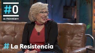 LA RESISTENCIA - Entrevista a Manuela Carmena   Parte 1   #LaResistencia 22.01.2020