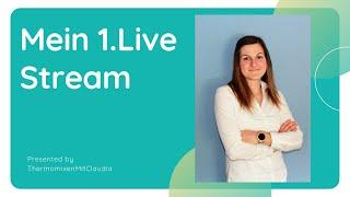 Mein 1.LiveStream/Schoko-Kirsch-Kuchen/ThermomixenMitClaudia
