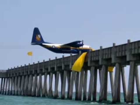 The Blue Angels Pensacola Beach Florida 7 9 2017