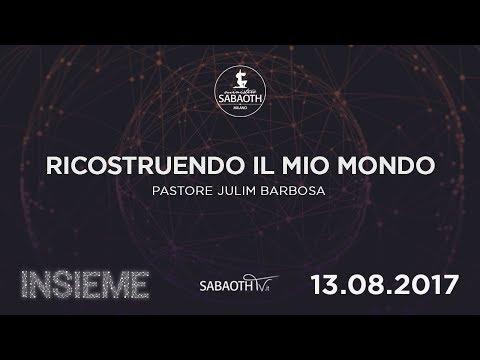 Domenica Gospel @ Milano | Ricostruendo il mio mondo -  Pastore Julim Barbosa | 13.08.2017