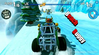 Beach Buggy Racing | Race in Snow