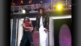 michael jackson ft usher ft chris tucker you rock my world live hd