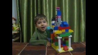 Лего Дупло Дом Lego Duplo House MAKS ODESSA Одесса конструктор(Крутой Duplo House Лего Дупло Дом который построил конструктор MAKS ODESSA из Одессы ! Это не просто игра, это лучшее..., 2016-02-13T20:10:58.000Z)
