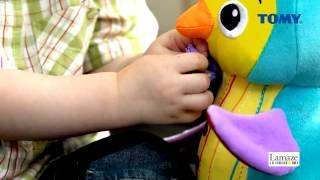 Lamaze Walter the Waddling Penguin Developmental Toy