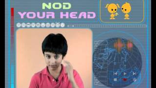 GomaespumEnglish Lesson Fourteen: NOD YOUR HEAD